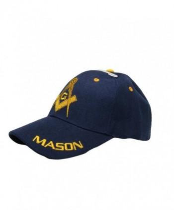 Mason Masons Freemason Masonic embroidered in Men's Baseball Caps