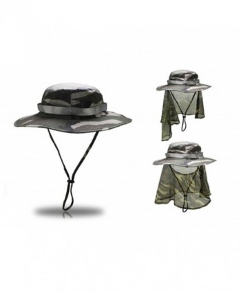 f6cd17287e2 Available. Home Prefer Outdoor Men s Sun Hat Wide Brim Neck Flaps UPF 50+ Fishing  Hat -  Home Prefer ...