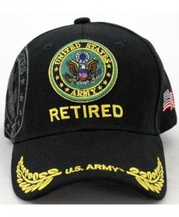 United States Army Retired Baseball Cap - CK128SAD7SB