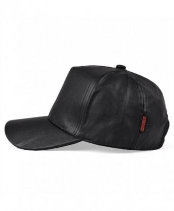 VOBOOM Women Solid Snapback Baseball in Men's Baseball Caps
