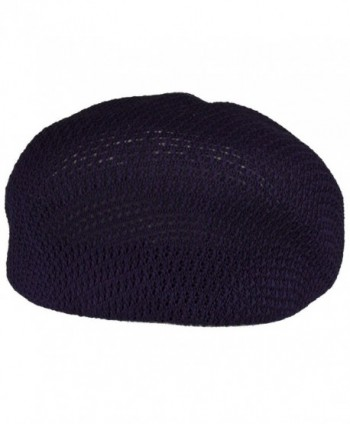 Summer Vented Ascot Driver Hat in Men's Newsboy Caps