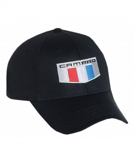 Camaro SIX Cap - Black - C4125Y17V0N