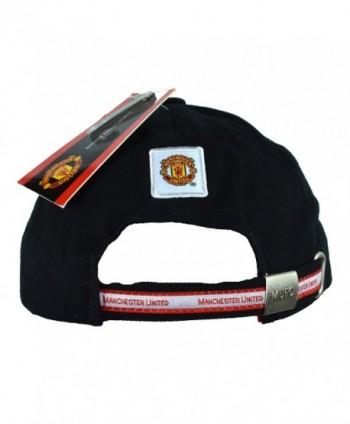 Manchester United Adjustable Rhinox Garment in Men's Baseball Caps