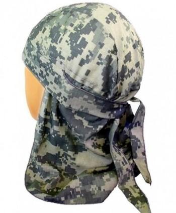 Desert Skull Cap Biker Style Headwraps Doo - Army ACU Digital Camo - CE12ELBKEC9