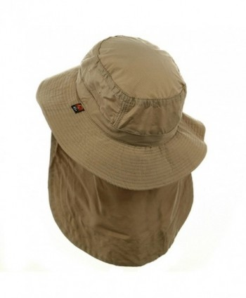 UV Extreme Vacationer Flap Hat Khaki