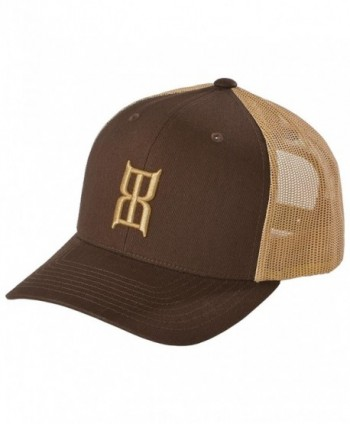BEX Men's Khaki Mesh Cap - Bbkh - Brown - CA11UGE16WN