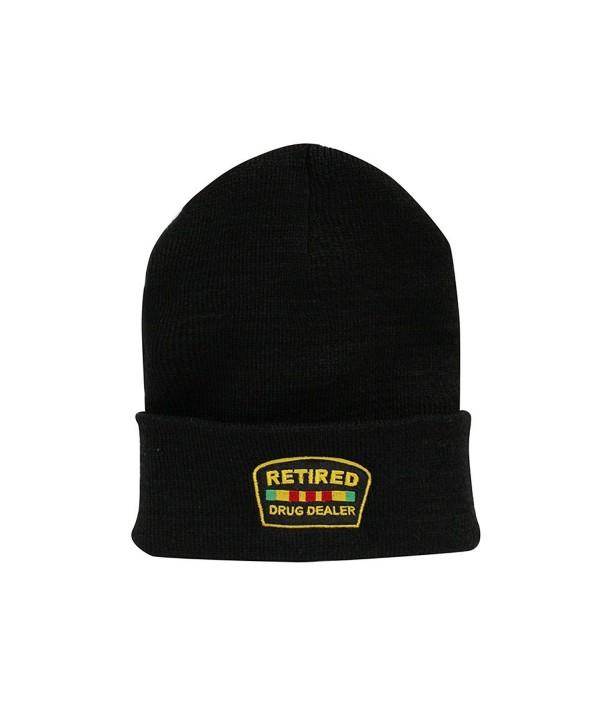 ChoKoLids Retired Drug Dealer Hat Skull Beanie Winter Ski Hat - CK185OA4724