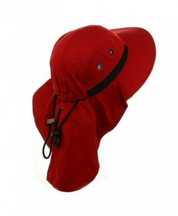 Extreme Condition Flap Hats Red in Men's Sun Hats