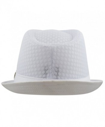 HAT DEPOT 200G1015 Classic XL in Men's Fedoras