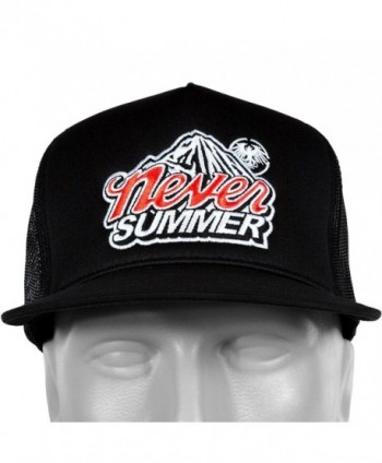 Never Summer Mountain Snapback Trucker