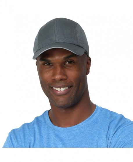 TrailHeads Race Day Performance Running Cap The lightweight- quick dry- sport cap for men - 5 Colors - charcoal - CU118AGU4N5