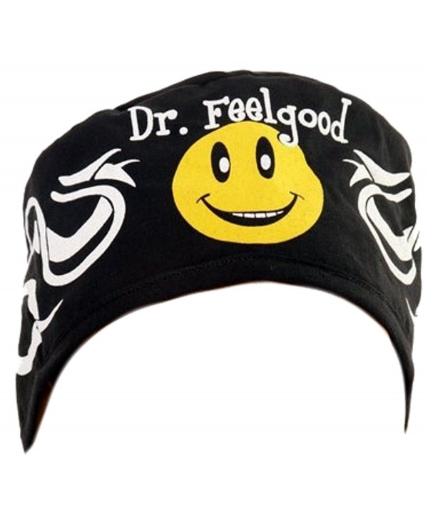 Mens And Womens Medical Scrub Cap - Dr. Feelgood - CB12ELBRDA9