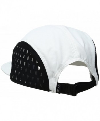 Coal Mens Pace White Size