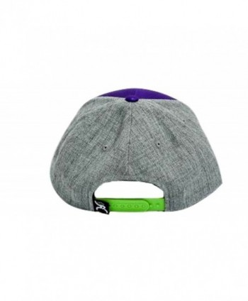HOOey Hat Hawk Purple 4002T PLGN