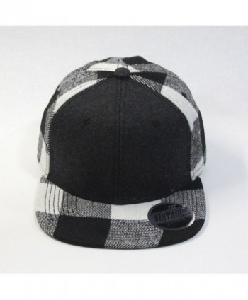 Premium Adjustable Snapback Baseball Heather