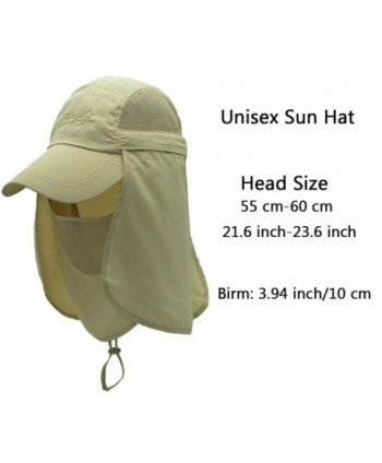 Surblue Quick-Drying Outdoor Cap UV Protection Sun Hats Fishing Hat Neck  Face Flap Hat  Surblue Quick Drying Outdoor Protection Fishing ... b1b39bbe1f54