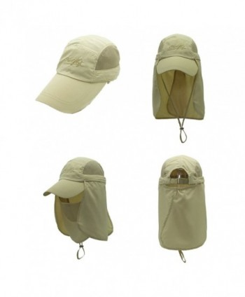 Surblue Quick Drying Outdoor Protection Fishing in Men's Sun Hats