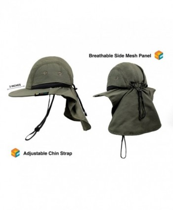 Premium Adjustable Protection Breathable Packable in Men's Sun Hats