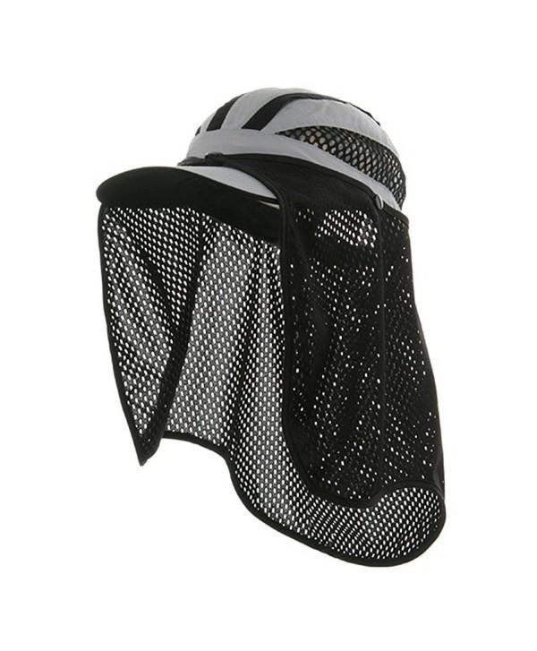 Talson UV Flap Cap - Grey - CL114F2SSEV