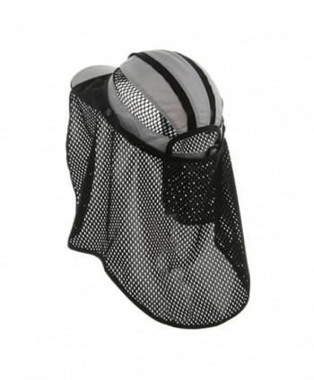 Talson UV Flap Cap Grey