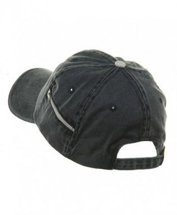 Profile Washed Side Zipper Pocket