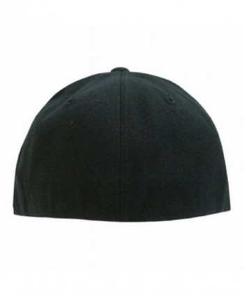 Decky Plain Solid Fitted Baseball