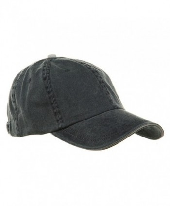 Profile Washed Side Zipper Pocket in Men's Baseball Caps