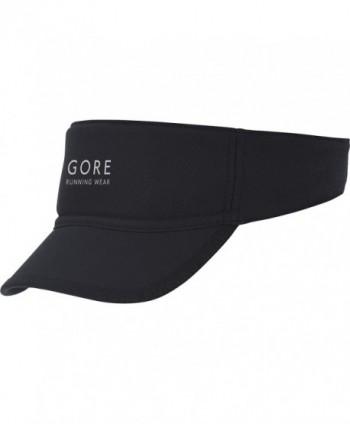 Gore Running Wear 2016 Visor Cap - HVISON - Black - C7114EOTQ5Z