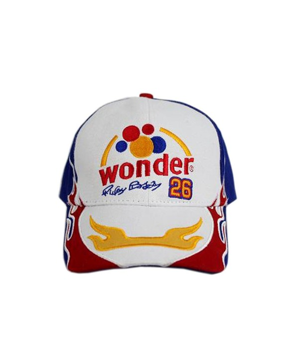 Ricky Bobby Cap 26 Wonder Bread Talladega Nights Hat - CV12232PDDX
