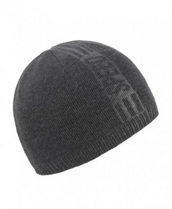 c40c96e65 Mens Winter Hats Wool Warm Plain Skull Cuff toboggan Knitting Watch Cap -  Carbonarius - C31880H07YS