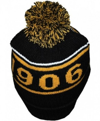 Alpha Fraternity Mens Beanie Black