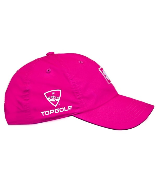 Black Clover Live Lucky For U 4 Breast Cancer Pink with Topgolf Logo - CS188TRNW8I