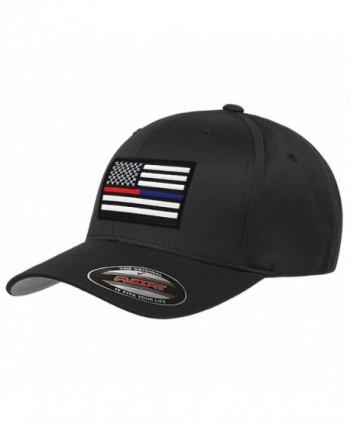 Flexfit Dual American Flag Hat - CW184AMSZRT