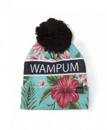 Wampum Pom Beanie Floral - CV17WX6HYME