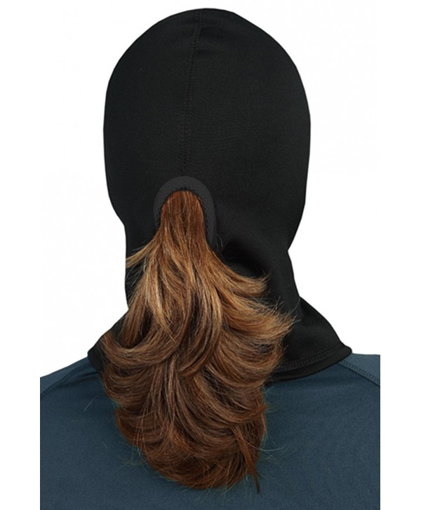 TrailHeads Power Ponytail Balaclava - black/black - CP11T3WWQYL