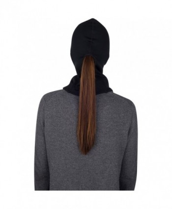 TrailHeads Power Ponytail Balaclava black