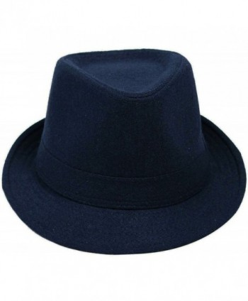 Classic Adult Winter Manhattan Fedora