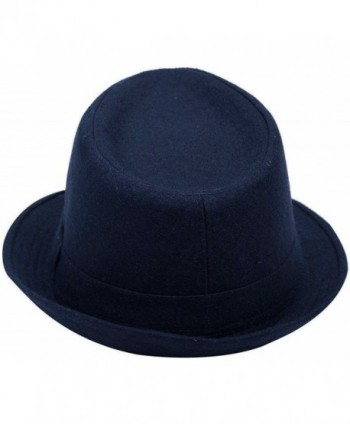 Classic Adult Winter Manhattan Fedora in Men's Fedoras
