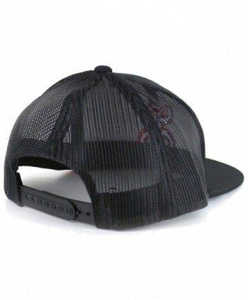 HOOey Texican 6 Panel Trucker Baseball