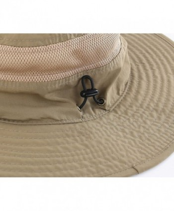 c8879108dcdd5 Available. Connectyle Outdoor Mesh Sun Hat Wide Brim Sun Protection Hat  Fishing ...