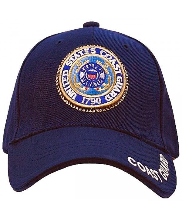 COAST GUARD CAP Navy Blue Cap Mens Semper Paratus 1790 - C8127I98G53