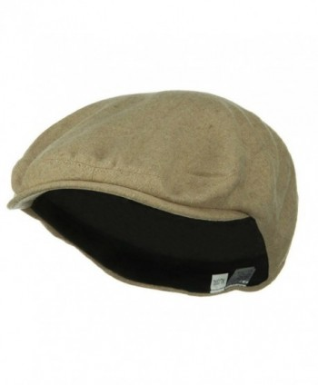 Big Size Elastic Wool Ivy Cap (For Big Head) - CJ1172V42NX