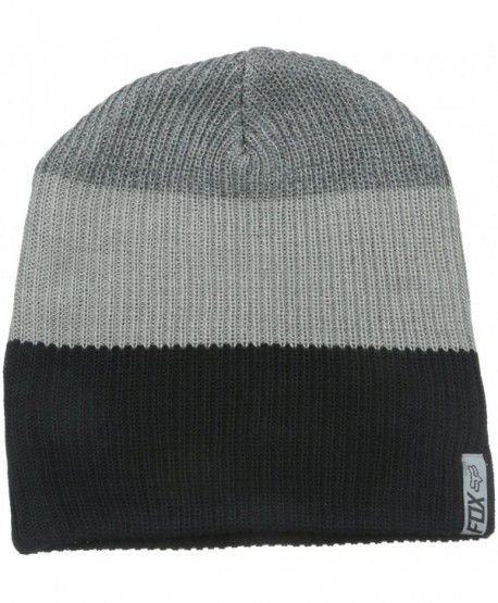 Fox Men's Scopic Beanie - Black - CF124AJ8HGL