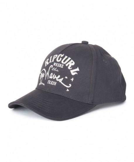 Rip Curl Waves Snap Tab Cap in Titanium - C3184SQ2TEG