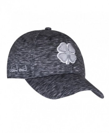 Black Clover Black Lucky Heather Premium Fitted Hat - C212O35JU2V