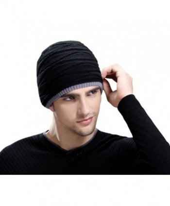 Bienvenu Winter Beanie Stretchy Reversible