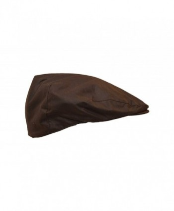 Walker Hawkes Country Waxed Medium in Men's Newsboy Caps
