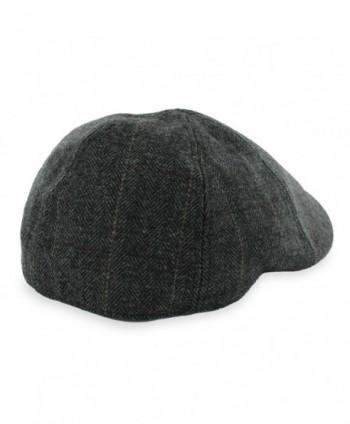 Hats Belfry Headliner Herringbone duckbill in Men's Newsboy Caps