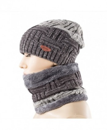 Winter Beanie Knitting Slouchy REDESS