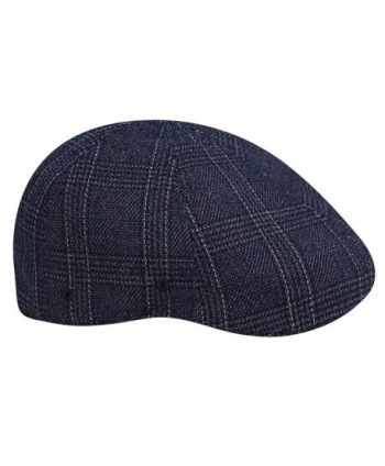 Kangol Mens Pattern Flexfit Check